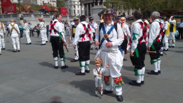 Jockey at The Westminster Day of Dance 2016