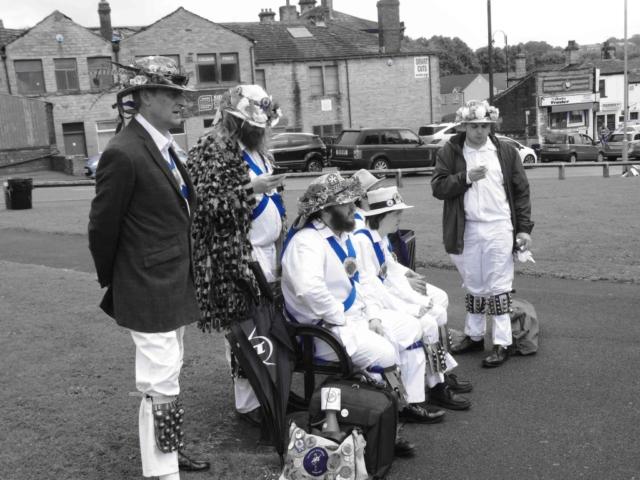 Cleckheaton Folk Festival 2016 Waiting