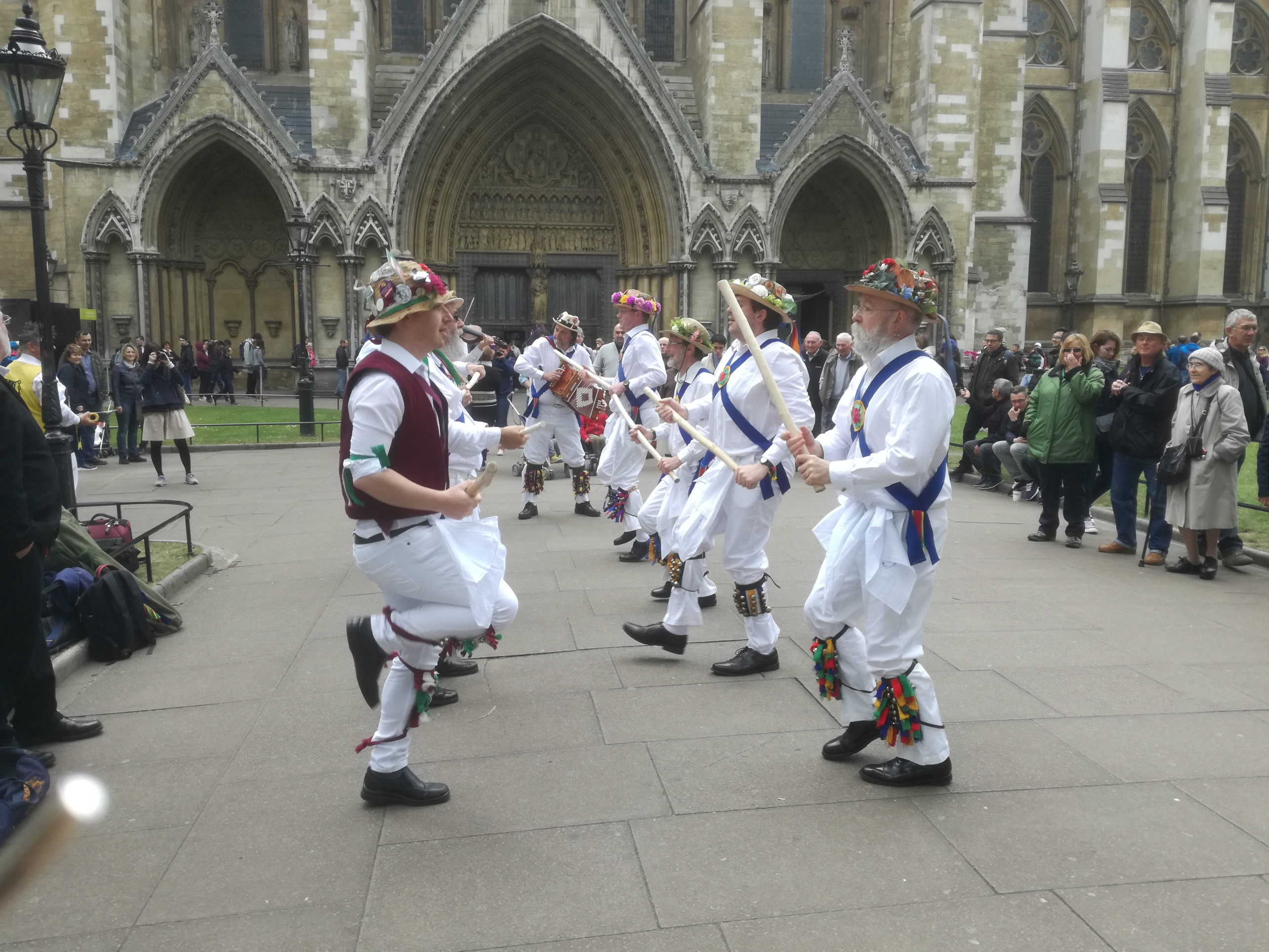 Dancing by St. Margaret's - Westminster Day of Dance 2017
