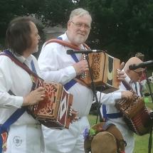 The Band at Thorpe Hall