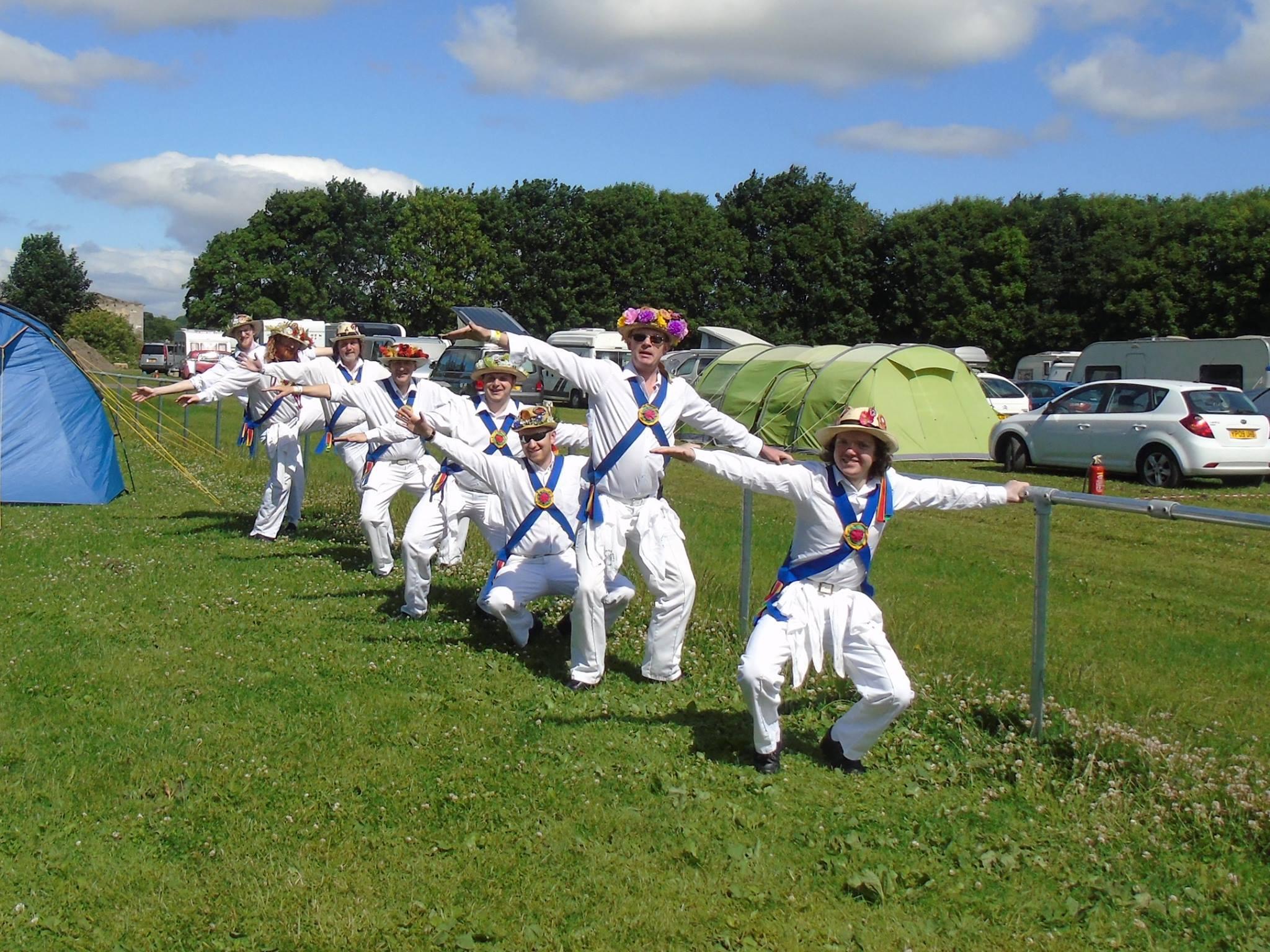 Taking Practice Seriously - Cleckheaton Folk Festival 2017