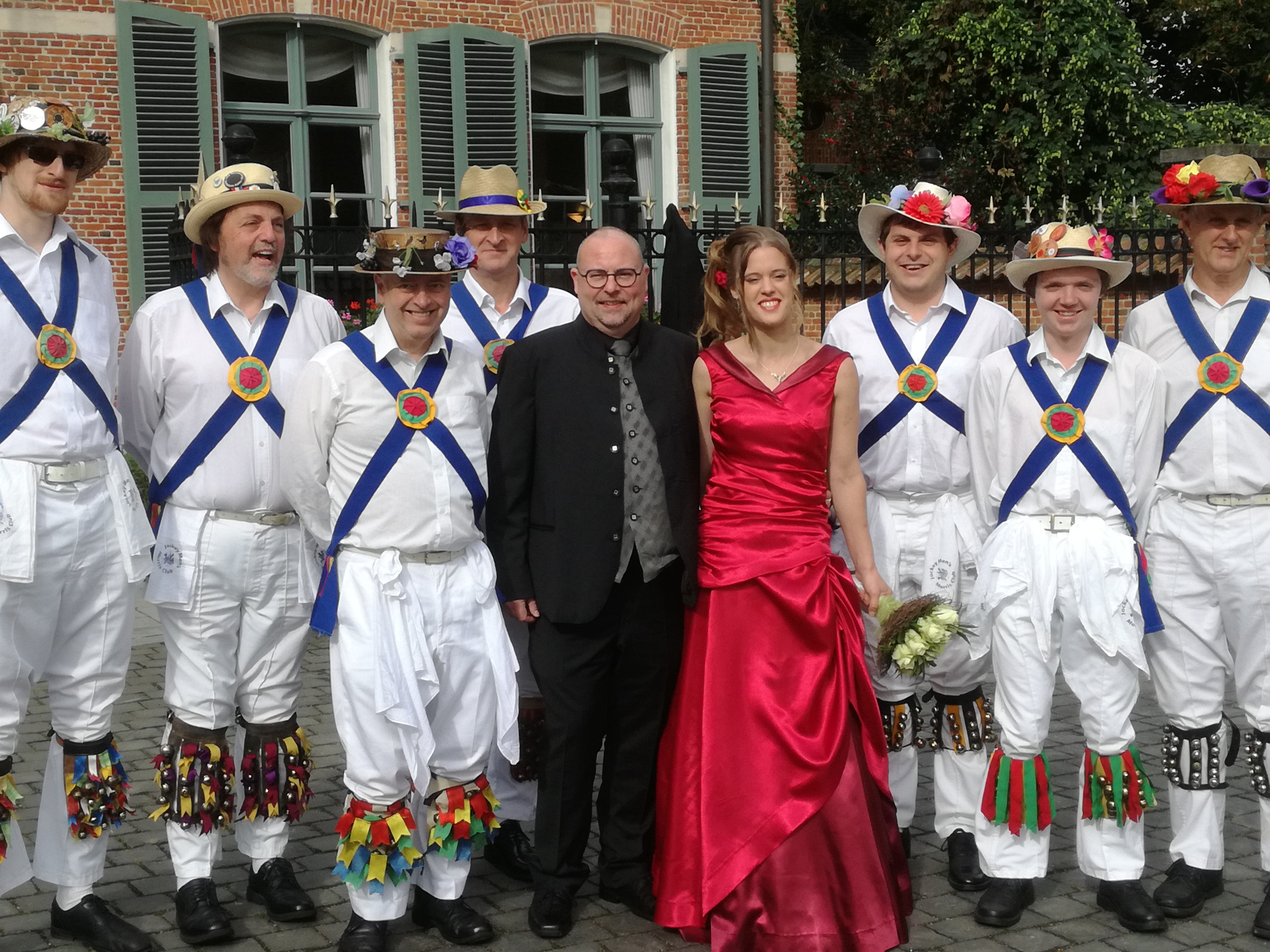 Lieven and Maria's Wedding - Flanders 9th Sept 2017