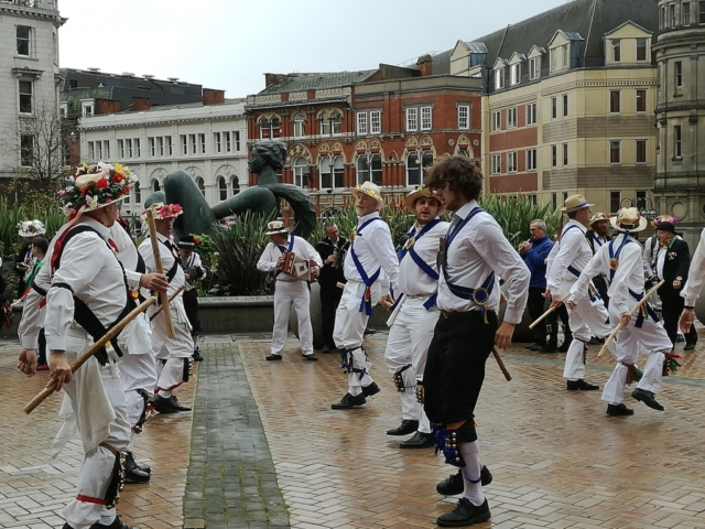 Annual Day of Dance - October 2017 - The Start in Victoria Square