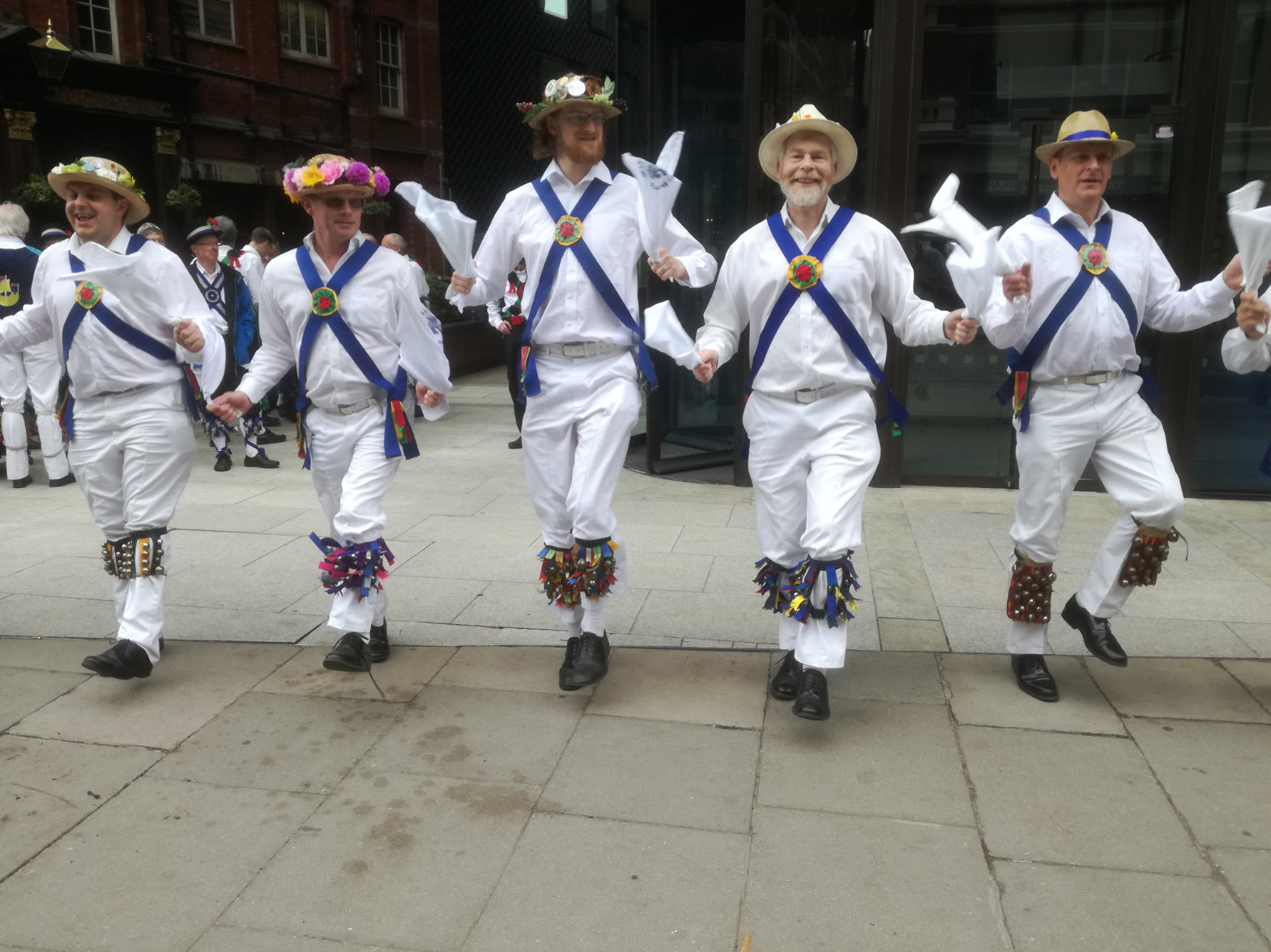 Dancing Jockey to the Fair in Westminster