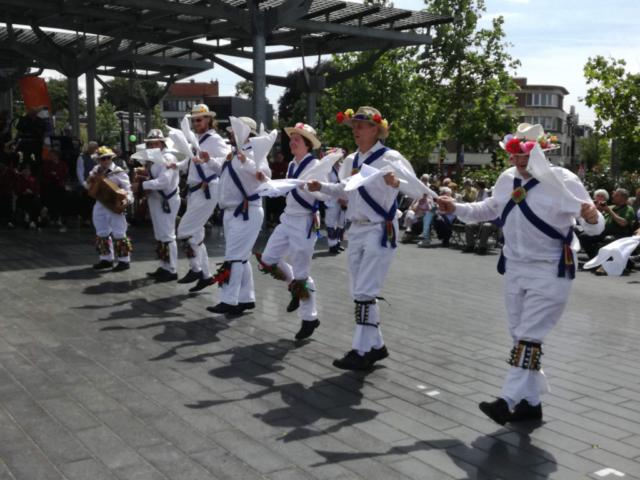 Dancing in Mortsel - Flanders