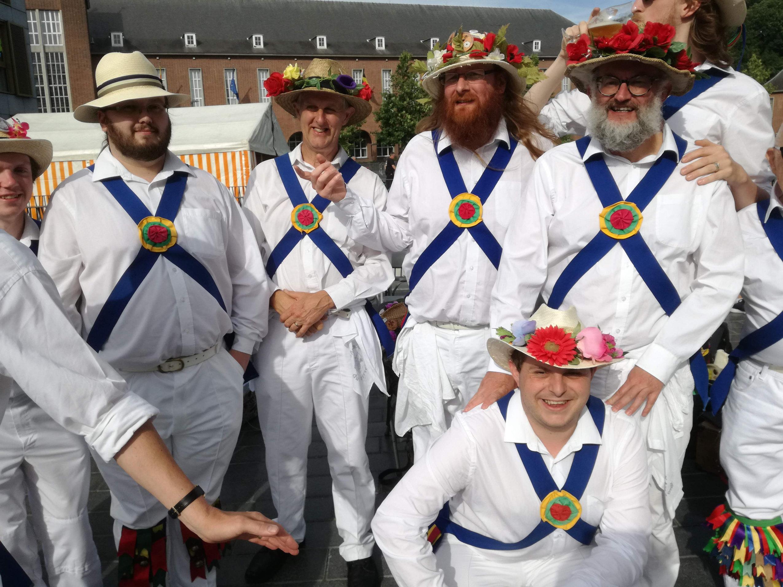 Mortsel in Flanders