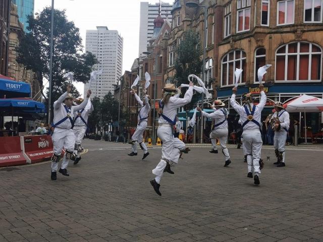 Jockey Day of Dance - 18th September 2021